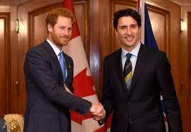 Thanksgiving In Toronto Prince Harry In Toronto For Invictus Games Launch Ceremony