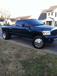 dodge ram 3500 dually wheels for sale 2003 dodge 3500 dually on semi wheels 25 000 possible trade