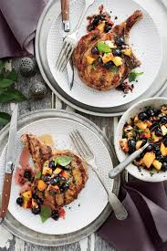 flavorful pork chop recipes southern living