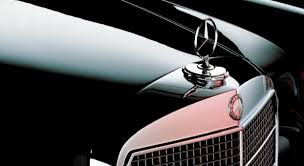 mercedes ornament automobiles de luxe the great marques