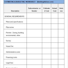 construction excel templates free 5 construction estimate templates u2013 free word excel u0026 pdf in