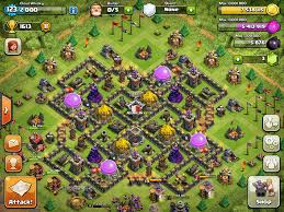 clash of clans farming guide clash of clans top 10 th9 farming base layouts