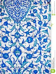 turkish tile ornaments stock image image of eastern 37800925