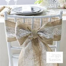 bows for chairs burlap tie suit the 25 best wedding chair sashes ideas on