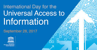 international day for universal access to information