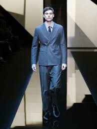 giorgio armani men fall winter 2017 2018 collection