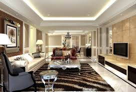 european style living room design with carpet cabinet and doors