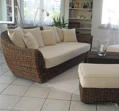 rattan lounge sofa rattan lounge sofa tolle wicker funiture 201678 haus ideen