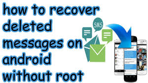 how to restore deleted messages on android how to recover deleted messages on android without root in urdu