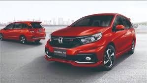 mobil honda mobilio honda mobilio rs 2018 tanggal peluncuran review dan spesifikasi