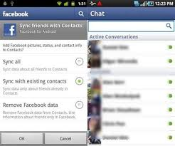 contact sync android how to import sync contacts to android