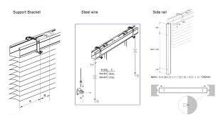 Solar Venetian Blinds 80mm Exterior Hand Rocker Solar Venetian Blinds Sun Shades For