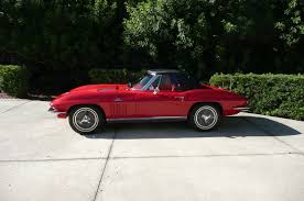 1966 corvette roadster ncrs top flight 1966 corvette roadster 427 425 hp complete