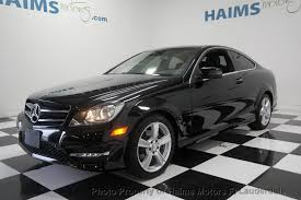 2014 mercedes c250 coupe 2015 used mercedes c class 2dr coupe c250 rwd at haims motors