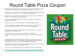 Round Table Lunch Buffet by Round Table Pizza Coupons All You Can Eat Lunch Buffet Coupons