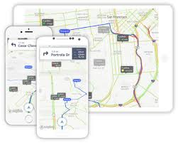 Trip Planner Map Build An Interactive Route Planner For Fleet Management