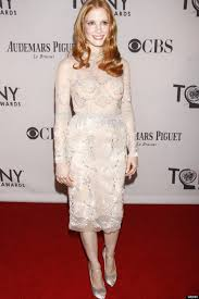gareth bale 2012hair style 94 best style jessica chastain images on pinterest jessica