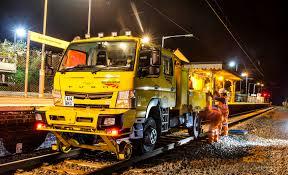 versatile 4 4 fuso canter is u0027the rail thing u0027 trucks uk haulier