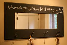 Bathroom Mirror Ideas Diy by Creative Letter Patterned On Gorgeous Diy Mirror Ideas Which Is
