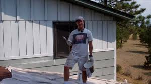 exterior painting step 4 priming bare wood youtube