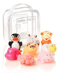elegant baby animal party bath squirties ages 6 months