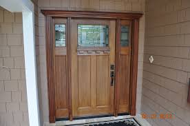 Exterior Wood Doors With Glass Panels by Huge Wood Entry Doors With Glass Tags Entry Door Frame Front