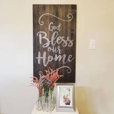 god bless custom wooden sign home decor god bless our home god bless custom wooden sign home decor god bless our home by yourcustomsigns
