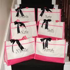 bridesmaid gift bag best 25 bachelorette gift bags ideas on bachelorette