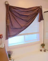 no sew window scarf u2013 drama queen seams