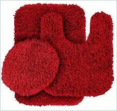 Burgundy Bathroom Rugs 52 Best Red Bathroom Rugs Images On Pinterest Red Bathrooms