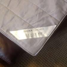 find more queen size ikea sultan torsmo mattress topper excellent