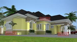 homey ideas house plans with photos in nigeria 5 nigerian plan