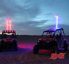 Led Whip Flags Sick Stick Whips Here At Sxs Performance