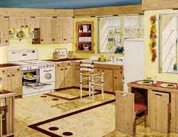 knotty pine kitchens a look that u0027s due for a comeback retro