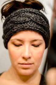 knitted headband pattern 57 best knitted headbands images on knitting ideas