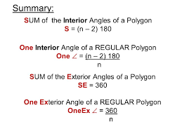 What Is Interior And Exterior Angles 5 2 Exterior Angles Of A Polygon Ppt Online Download