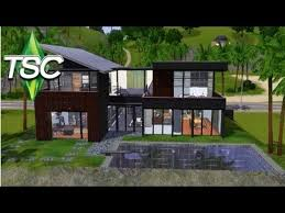 sims 3 modern house floor plans sims 3 modern house floor plans home design