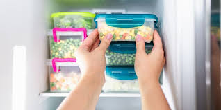 how to store food in a cupboard food storage