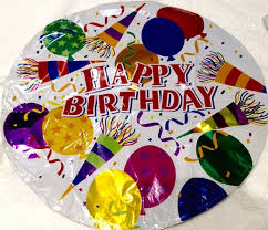 foil balloons 18 foil balloons happy birthday picture of dipz