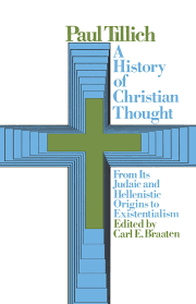 a history of christian thought touchstone books paul tillich