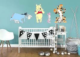 Winnie The Pooh Wall Decals For Nursery Winnie The Pooh Wall Ideas The Pooh Wall Classic