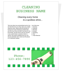 cleaning brochure templates free cleaning business brochure templates free templates resume