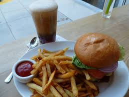 Ella Dining Room by The Ella U201cbipartisan Burger U201d Lunch Special Served Throughout