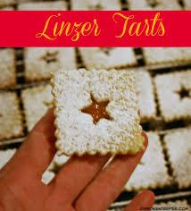 cookie recipe linzer tarts broken teepee