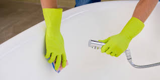 Cleaning Bathroom Faucets by Useful Quick Tips For Cleaning A Bathtub Properly Loversiq