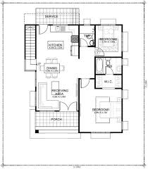 deck floor plan 10 bungalow single story modern house with floor plans and
