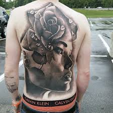 40 badass back tattoos for men masculine design ideas