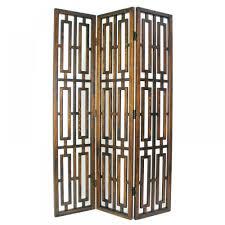 furniture comely 4 panel door sea grass transparent room divider