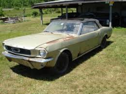 mustang restoration project for sale restorable mustang project cars