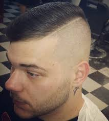 hard parting haircut disconnected haircut guide for men men s hair blog